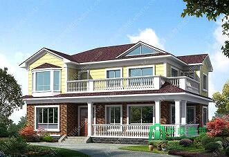 14x10米房子设计图带效果图,农村自建房户型推荐,图纸汇总