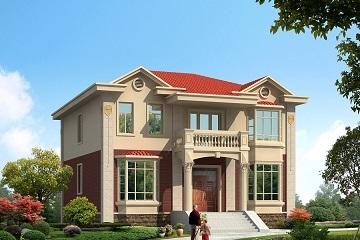 精致二层自建房屋设计图,超高销量,含全套完善施工图纸,符合大众需求