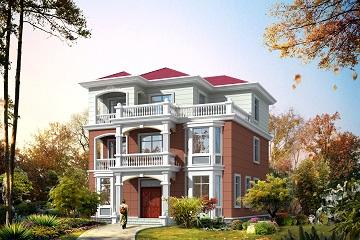 超受欢迎的三层精品别墅设计图,美观时尚,永不过时