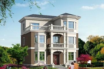 经典小户型自建房屋设计图,含全套完善施工图纸,布局完善