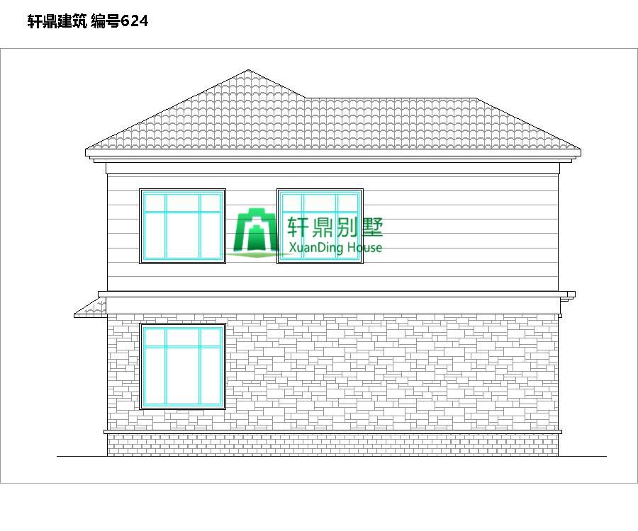 新农村时尚二层小别墅设计图2.jpg