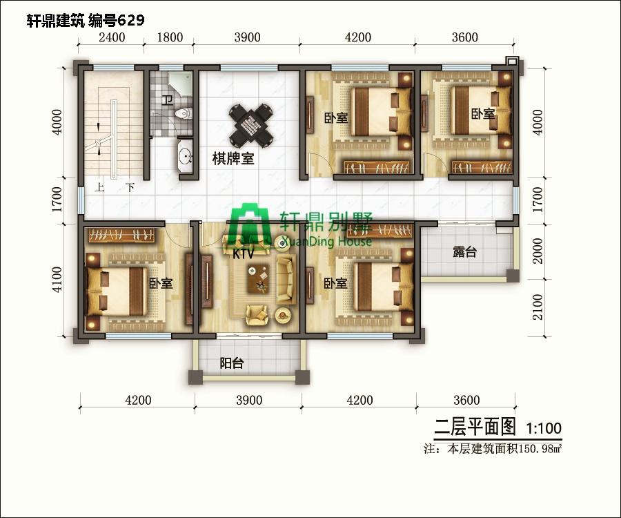 中式二层自建别墅设计图6.jpg