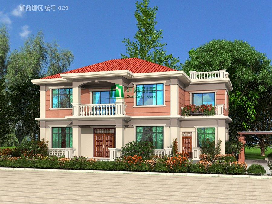 中式二层自建别墅设计图18.jpg