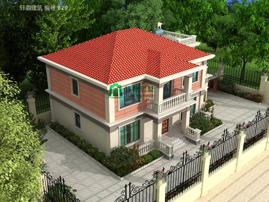 中式二层自建别墅设计图16.jpg