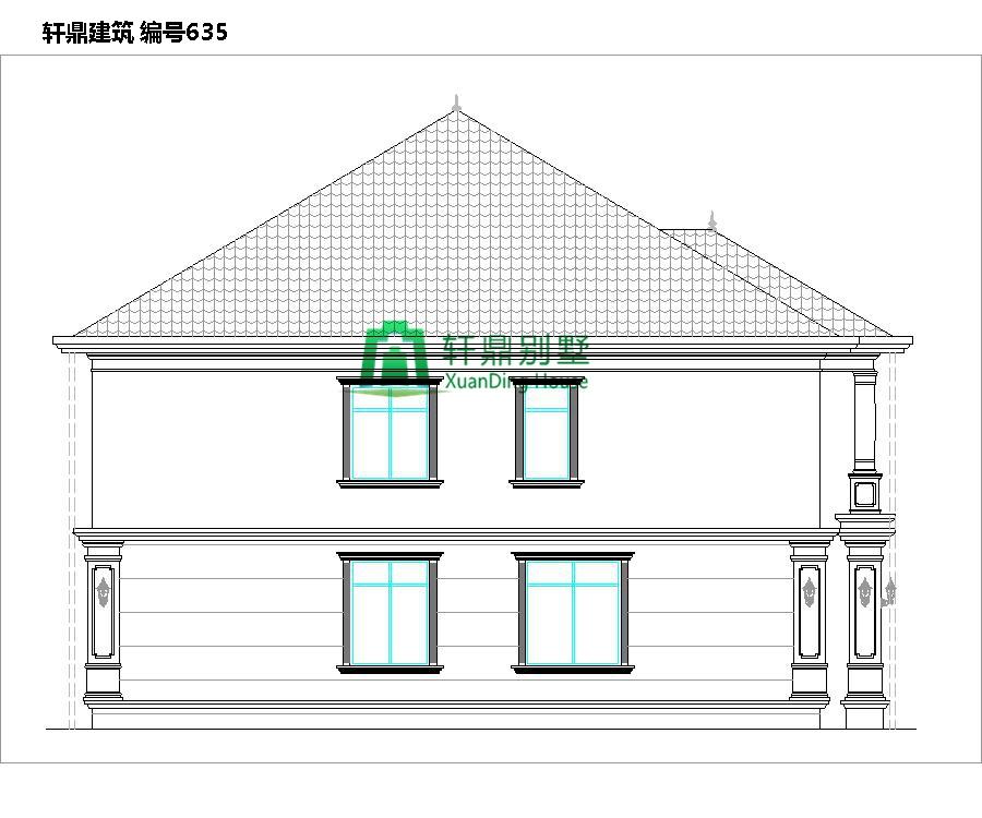 二层带院别墅设计图2.jpg