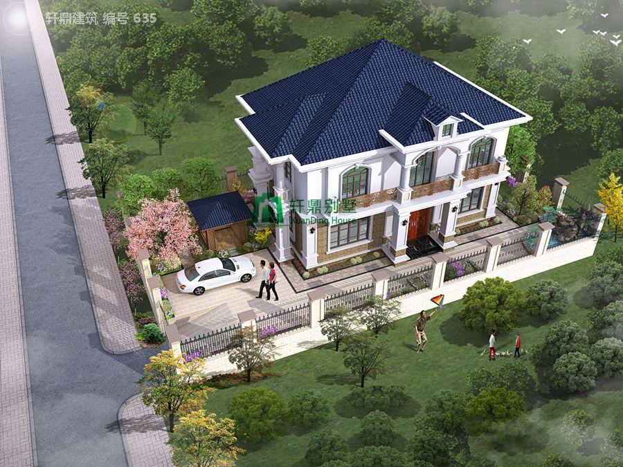 二层带院别墅设计图13.jpg