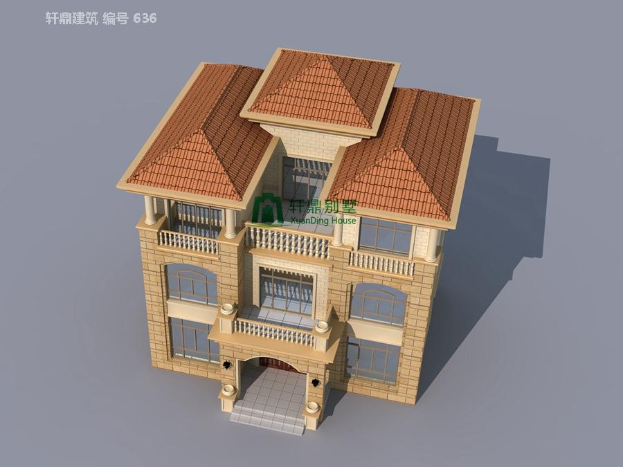 三层欧式自建别墅设计图13.jpg