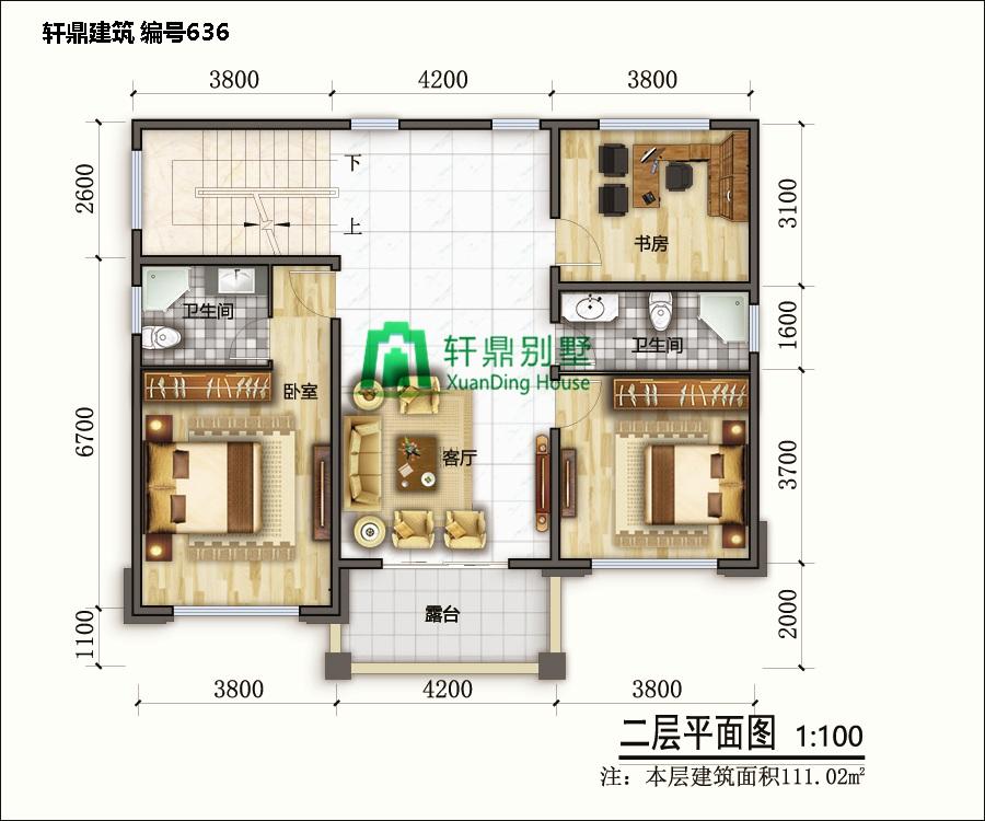 三层欧式自建别墅设计图6.jpg