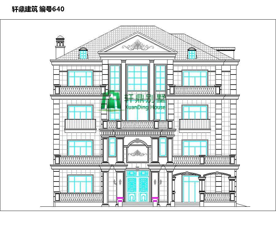 高端四层别墅设计图1.jpg
